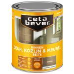 Cetabever Binnenbeits Deur, Kozijn & Meubel transparant zijdeglans, schors - 750 ml