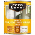 Cetabever Binnenbeits Deur, Kozijn & Meubel transparant zijdeglans, white wash - 750 ml