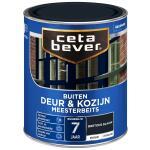 Cetabever Meesterbeits Deur & Kozijn dekkend, bretonsblauw - 750 ml