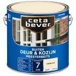 Cetabever Meesterbeits Deur & Kozijn dekkend, crèmewit - 2,5 l