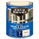 Cetabever Meesterbeits Deur & Kozijn dekkend, crèmewit - 750 ml