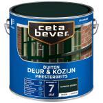 Cetabever Meesterbeits Deur & Kozijn dekkend, donkergroen - 2,5 l