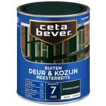 Cetabever Meesterbeits Deur & Kozijn dekkend, donkergroen - 750 ml