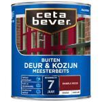 Cetabever Meesterbeits Deur & Kozijn dekkend, engels rood - 750 ml