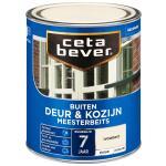 Cetabever Meesterbeits Deur & Kozijn dekkend, ivoorwit - 750 ml