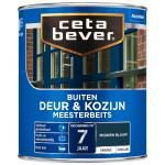 Cetabever Meesterbeits Deur & Kozijn dekkend, midden blauw - 750 ml