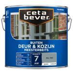 Cetabever Meesterbeits Deur & Kozijn dekkend, ral 7001 - 2,5 l