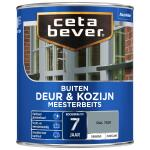 Cetabever Meesterbeits Deur & Kozijn dekkend, ral 7001 - 750 ml