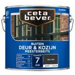 Cetabever Meesterbeits Deur & Kozijn dekkend, ral 7021 - 2,5 l