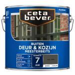 Cetabever Meesterbeits Deur & Kozijn dekkend, ral 7022 - 2,5 l