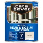 Cetabever Meesterbeits Deur & Kozijn dekkend, ral 9001 - 750 ml