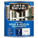 Cetabever Meesterbeits Deur & Kozijn dekkend, ral 9010 - 750 ml