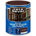 Cetabever Meesterbeits Deur & Kozijn dekkend, roodbruin - 750 ml