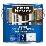 Cetabever Meesterbeits Deur & Kozijn dekkend, wit - 2,5 l