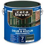 Cetabever Meesterbeits Deur & Kozijn dekkend, woudgroen - 2,5 l