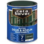 Cetabever Meesterbeits Deur & Kozijn dekkend, woudgroen - 750 ml