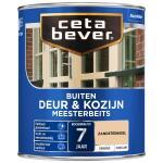 Cetabever Meesterbeits Deur & Kozijn dekkend, zandsteengeel - 750 ml