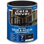 Cetabever Meesterbeits Deur & Kozijn dekkend, zwart - 750 ml