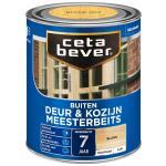 Cetabever Meesterbeits Deur & Kozijn transparant glans, blank - 750 ml