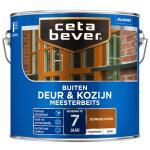 Cetabever Meesterbeits Deur & Kozijn transparant glans, donker eiken - 2,5 l