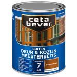 Cetabever Meesterbeits Deur & Kozijn transparant glans, donker eiken - 750 ml