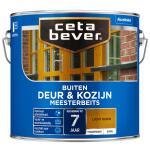 Cetabever Meesterbeits Deur & Kozijn transparant glans, licht eiken - 2,5 l