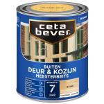 Cetabever Meesterbeits Deur & Kozijn transparant zijdeglans, blank - 750 ml