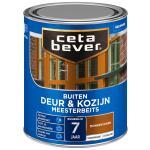 Cetabever Meesterbeits Deur & Kozijn transparant zijdeglans, donker eiken - 750 ml