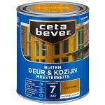 Cetabever Meesterbeits Deur & Kozijn transparant zijdeglans, licht eiken - 750 ml