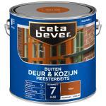 Cetabever Meesterbeits Deur & Kozijn transparant zijdeglans, teak - 2,5 l