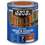 Cetabever Meesterbeits Deur & Kozijn transparant zijdeglans, teak - 750 ml