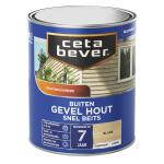 Cetabever Snelbeits Gevel Hout transparant, blank - 750 ml
