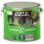 Cetabever Tuinbeits Schuur & Tuinhuis dekkend, lindegroen - 2,5 l