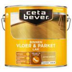 Cetabever Vloer- & Parketlak transparant, antiek grenen - 2,5 l