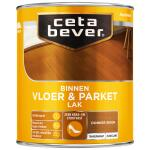 Cetabever Vloer- & Parketlak transparant, donker eiken - 750 ml