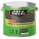 Cetabever Vlonder & Terras Natuurlijk Effect, vergrijsd - 2,5 l