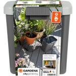 City gardening GARDENA bewateringsset + voorraadvat