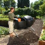 Compostmolen DUBBEL 2 x 189 liter