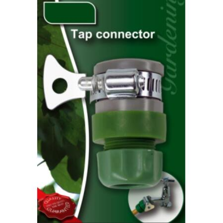Connector tuinslang waterkraan 1/2''