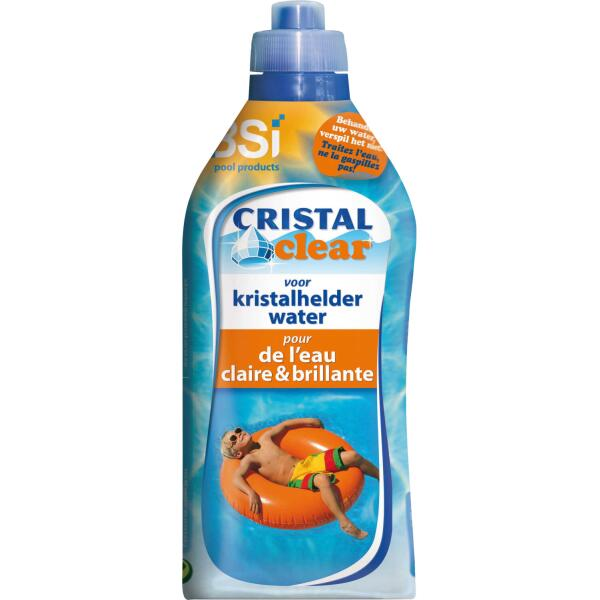 Cristal Clear zwembad - 1 liter