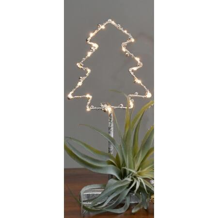 Decoratie kerstboom met led