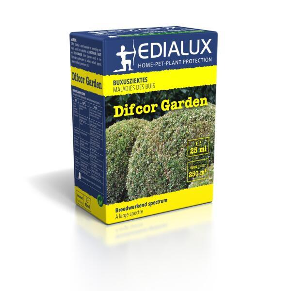 Difcor garden buxus tegen taksterfte - | Ziektebestrijding ...
