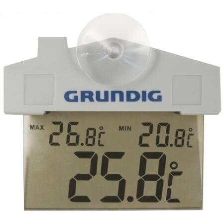 Digitale buitenthermometer