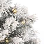 Dinsmore kerstboom kunststof met verlichting - H60 x Ø41 cm