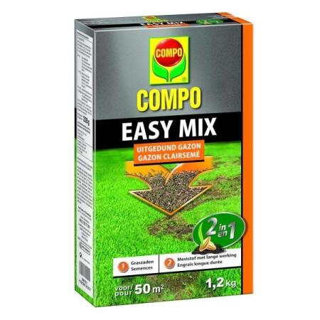 Easy mix 1,2 kg - 55m²