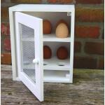 Eierkast voor 12 eieren in hout