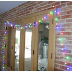 Feestverlichting pasteltinten 80 LED