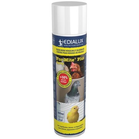 For-mite PLUS aerosol 500 ml