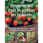 Groente en fruit in potten en bakken door Jo Whittingham