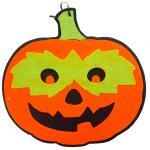 Halloween hangdeco pompoen